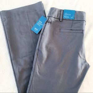 NWT💥 RICKIS Miracle Dress Pant Size 4 Gray
